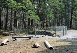 Invigning av gruvstigen på Hållet @ Hållets gruvor, Nyköping